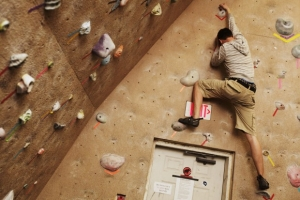 New climbing gym opening in Spearfish