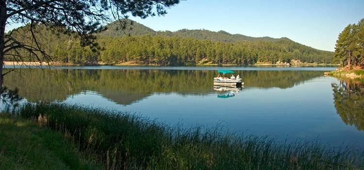Stockade Lake - Photo by SD Tourism