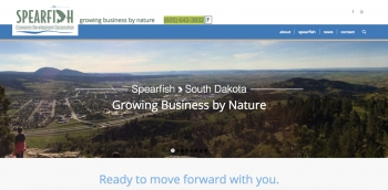 Spearfish EDC launches new website