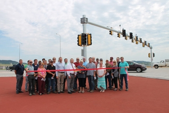 Spearfish Marks Completion of State's Widest Bridge
